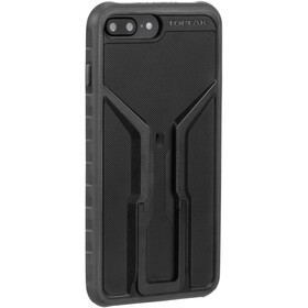 Topeak RideCase pour iPhone 6+/6S+/7+/8+ Coque avec support, black/grey